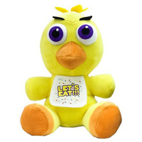 "Five Nights at Freddys Plush 14"" Chica"
