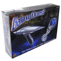 Galaxy Quest Ion Nebulizer and Vox Model Kit