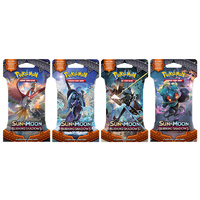 Pokemon TCG Sun & Moon Burning Shadows Blister
