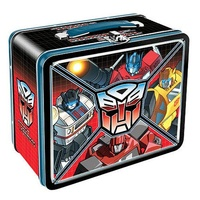 Transformers Lunch Tin Large Autobots