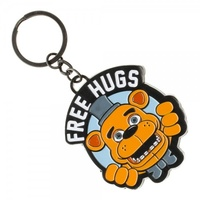 Five Nights at Freddy's Free Hugs Keychain
