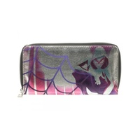 MARVEL Comics SPIDERMAN Licensed SPIDER GWEN Zip Around WALLET