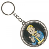 Fallout Spinner Key Chain