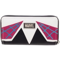 Marvel Spider Gwen Jrs Zip Wallet