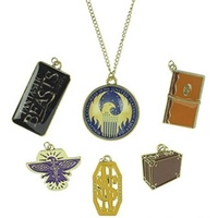 Fantastic Beasts Charm Necklace