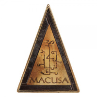 Fantastic Beasts and Where to Find Them Macusa Pin