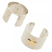Wonder Woman Silver Cuffs 2 Packs