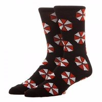 Resident Evil All Over Print Crew Socks