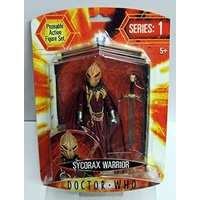 Doctor Who Figure Sycorax Warrior