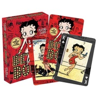 Betty Boop Comic Strips Playing Cards