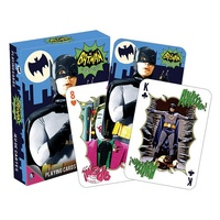 Batman 1966 TV Series Playing Cards