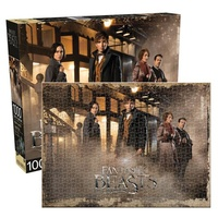 Fantastic Beasts and Where to Find Them 1000-Piece Puzzle