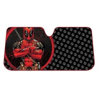 Deadpool Repeater Accordion Bubble Sunshade