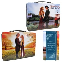 The Princess Bride Large Tin Tote