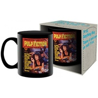Pulp Fiction One Sheet Mug