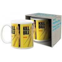 Kill Bill One Sheet Mug
