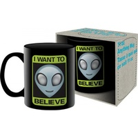 Alien Believe Mug