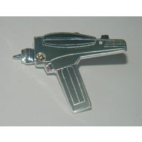 Star Trek Classic Original TV Series Hand Phaser Metal Cloisonne Pin