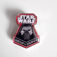 Star Wars The Force Awakens Kylo Ren Smugglers Bounty Metal Enamel Pin