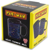 Pacman Coffee Mug Heat Change