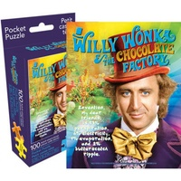 Willy Wonka Pocket Puzzle
