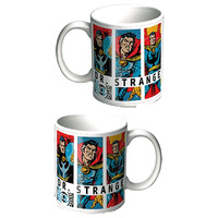 Marvel Dr Strange Coffee Mug Comic
