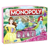 Disney Princess 3D Monopoly