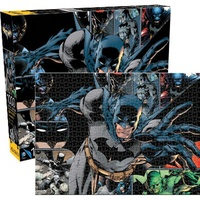 DC Comics Batman 1000pc Jigsaw Puzzle
