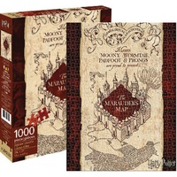 Harry Potter Marauders Map Jigsaw Puzzle
