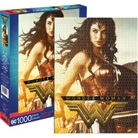 DC Comics Wonder Woman Film 1000pc Jigsaw Puzzle