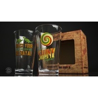 Firefly Pint Glasses Series 2 Set of 2