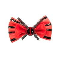 Marvel Deadpool Hair Bow