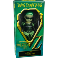 Living Dead Dolls The Wizard Of Oz THE WITCH