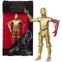 Star Wars The Black Series TFA C-3PO 6-Inch Action Figure
