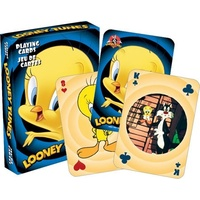 Looney Tunes Tweety Bird Playing Cards