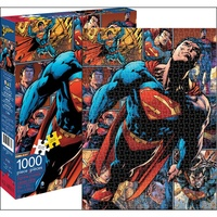 Superman DC Comics 1,000 Piece Puzzle
