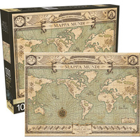 Fantastic Beasts and Where to Find Them Map Puzzle 1,000 pieces