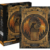 Fantastic Beasts and Where to Find Them MACUSA Puzzle 1,000 pieces