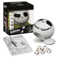 The Nightmare Before Christmas Collector's Edition YAHTZEE - Jack Skellington