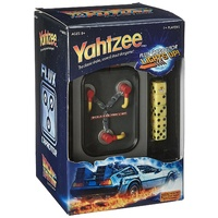 Back to the Future Collector's Edition YAHTZEE Board Game