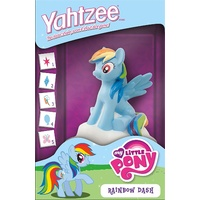 My Little Pony Rainbow Dash Yahtzee Board Game