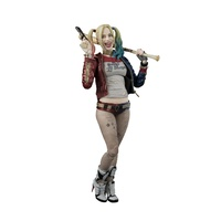 "Harley Quinn ""Suicide Squad"" Action Figure - Bandai Tamashii Nations S.H. Figuarts"