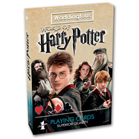 Harry Potter Playing Cards - Waddingtons