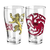 Game of Thrones Sigils Schooners