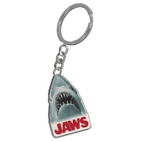 Jaws Metal Keyring