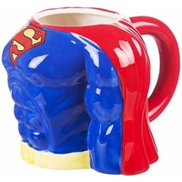 Superman Chest Moulded Coffee Mug