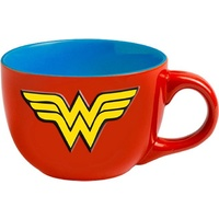 Soup Mug Wonder Woman