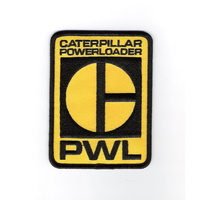 Aliens Movie Caterpillar PowerLoader Logo