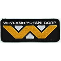 Alien Movie Weyland-Yutani Corporation Logo