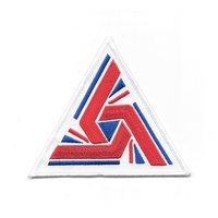 Alien Movie Triangle U.K. 700th Anniversary Flag Patch